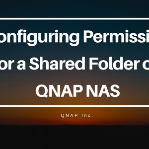 QNP123 - How to Set User Permissions for Shared Folders