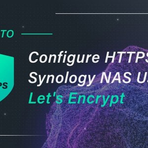 Configure HTTPS on Synology NAS Using Let's Encrypt | Synology