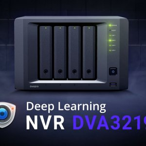 Introducing Deep Learning NVR DVA3219 | Synology
